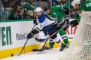 Blues fans from Illinois and Missouri can't buy tickets to game three against the Dallas Stars