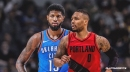 Blazers' Damian Lillard fires back again at Thunder star Paul George