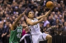 Milwaukee Bucks guard Malcolm Brogdon out at least Games 1 and 2 vs Boston
