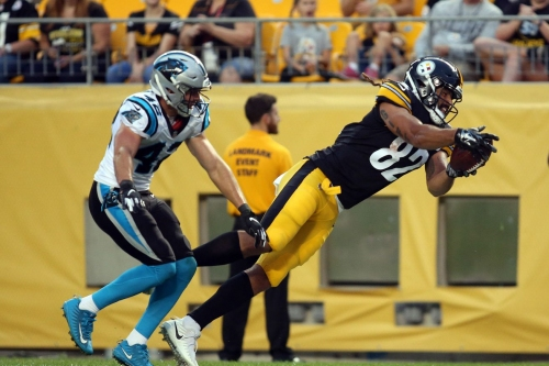 Pittsburgh Steelers waive TE Bucky Hodges, making the need for a TE greater