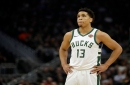 Bucks to be without Malcolm Brogdon for Games 1 and 2 against Celtics