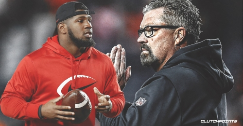 Ed Oliver watched film of Aaron Donald with DC Gregg Williams