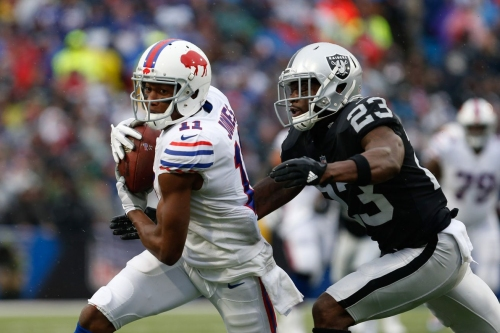 Reports: Raiders have talked trade up with Jets and if they don't Bills will