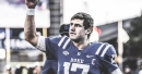 Daniel Jones hopes to live up to comparisons of Eli and Peyton Manning