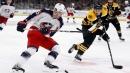 NHL Live Tracker: Bruins vs. Blue Jackets