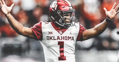 NFL Draft prospect Kyler Murray 'would be shocked' if he isn't drafted No. 1
