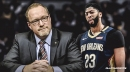 Report: Anthony Davis, David Griffin expected to meet next month