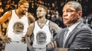 Doc Rivers explains the differences of Stephen Curry and Kevin Durant getting hot in a game