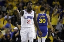 Clippers guards follow Patrick Beverley's cue, crash the glass in Game5 victory