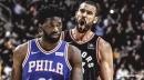 Raptors big man Marc Gasol talks about guarding Sixers star Joel Embiid