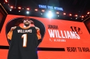 Breaking down the Bengals' selection of Jonah Williams in Round 1