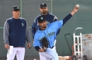 Justus Sheffield called up, Shawn Armstrong DFA'd: managing the roster and expectations