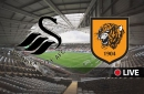 Swansea City v Hull City Live: Kick-off time, TV details, team news and score updates