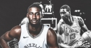 Jaren Jackson Jr. says he doesn't feel any pressure after promising rookie season