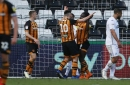 The Swansea City player ratings as Oli McBurnie stars again but defensive woes prove costly against Hull City
