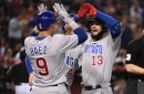 Cubs 9, Diamondbacks 1: Shake your Bote