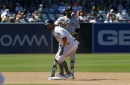 Greg Garcia embraces role with Padres
