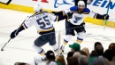 The St. Louis Blues don't care about home-ice advantage