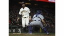 Evan Longoria's 3-run double hands Dodgers a loss