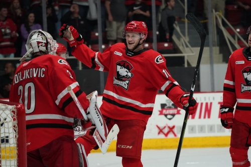 Checkers Corner: Moving On, Moving Up