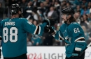 """Labanc on what's different about Burns and Karlsson on power play; MacKinnon is """"Reverse Burns"""""""