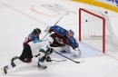 San Jose Sharks Ridding Brent Burns and Experience to Series Lead