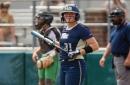 Haynes' homecoming powers Pitt past Marshall in 7-3 softball win