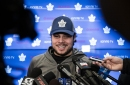 Auston Matthews has surgical hardware removed