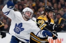 Maple Leafs' Auston Matthews has surgical hardware removed