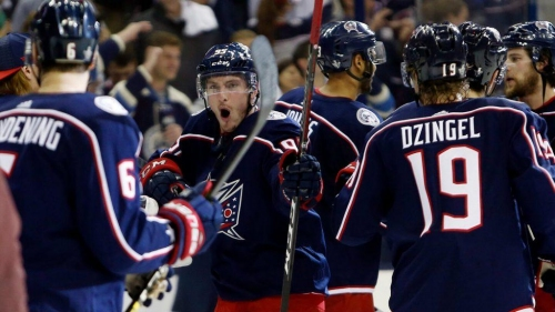 Duchene's impact has been huge for Blue Jackets this postseason