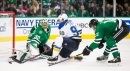 Up to the challenge: Stars will count on shutdown line to slow St. Louis' best in pivotal Game 5