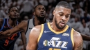Derrick Favors prefers to remain with Jazz