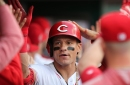 Reds notes: With Schebler, Kemp gone, Dietrich and Peraza will see more time in the outfield