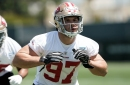 Could Nick Bosa be the Defensive Player of the Year?