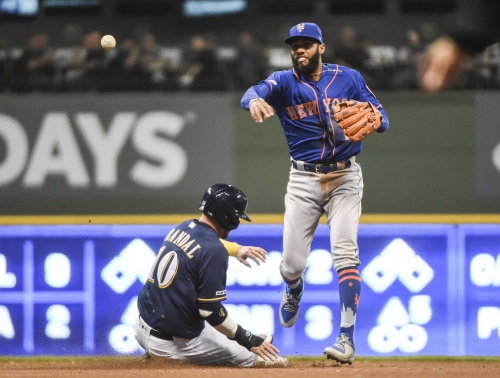What's wrong with Mets' Amed Rosario?