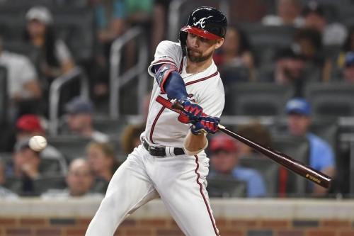 Braves complete sweep with 3-1 win over Marlins