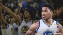 Warriors' Damian Jones will be cleared for contact next week