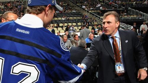 Report: Pat Verbeek to leave Lightning, join Steve Yzerman in Detroit
