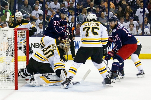Tuukka Rask Was Boston Bruins MVP In Second Round