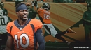 Broncos WR Emmanuel Sanders says he's not going to rush his return