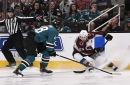 Avalanche at Sharks Game 7 roundtable: Nathan MacKinnon or Brent Burns — who would you build a franchise around?