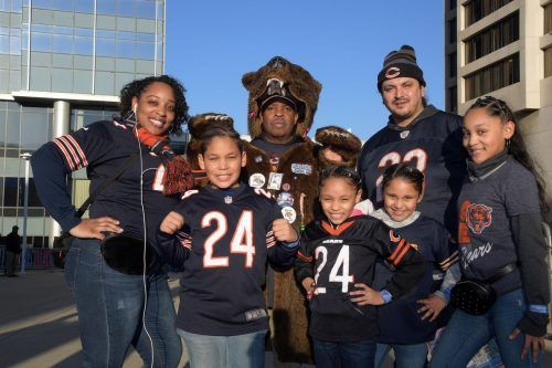 Bears' fans confidence level is at 100% to kick off the Bears100 season