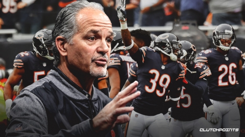 Bears' Chuck Pagano says he's 'died and gone to heaven' coaching in Chicago