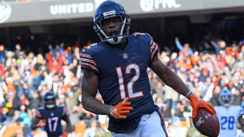 Bears WR Allen Robinson says not being injured a 'big difference' this offseason