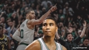 NBA GM thinks Celtics' Jayson Tatum can be a No. 1 option, but unsure if he can do that on a winner