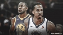 Warriors' Shaun Livingston, Andre Iguodala available to play in Game 5