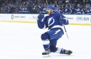 Cedric Paquette's disruptive play connects for the Lightning