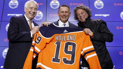 Q&A: Ken Holland on joining Oilers, supporting Connor McDavid
