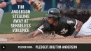 Tim Anderson pledges $500 to anti-violence efforts for every stolen base in 2019