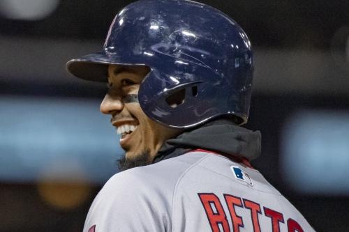 Daily Red Sox Links: Mookie Betts, Chris Sale, Jackie Bradley Jr.